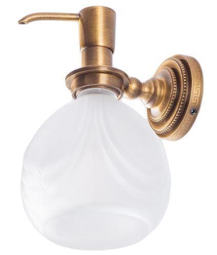 Дозатор для жидкого мыла подвесной настенный Турция 0573