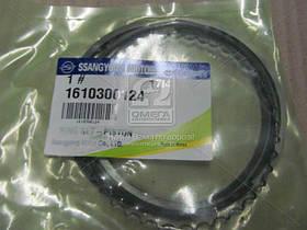 Кольца поршневые (STD) (производство  SsangYong)  1610300124