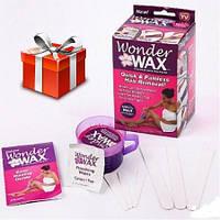 Крем Воск для удаления Волос Wonder Wax для депиляции, фото 1