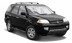 Acura MDX 2000-2006