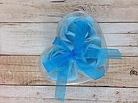 Подарочное мыло розы ( подарок на 14 февраля )