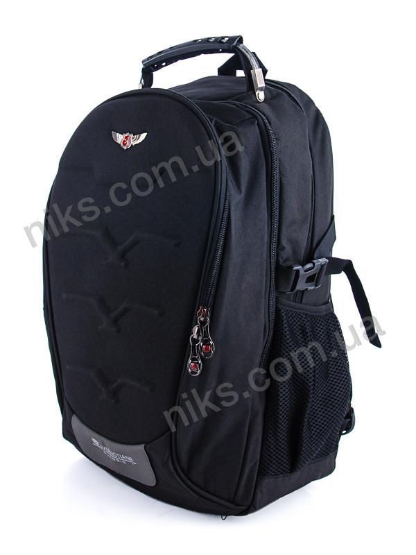 Рюкзак городской спортивный Superbag, черный