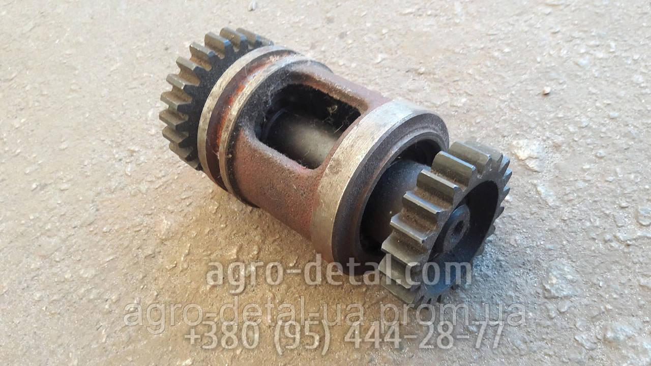 Привод пускового механизма 60-02014.10 двигателя СМД 60,СМД 62 тракторов ХТЗ Т-150,Т-151,Т-156,Т-157