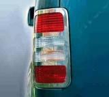 Накладка на задние стопы Volkswagen Caddy (2004-2009)