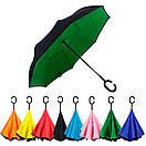 Зонт обратного сложения Up-Brella , фото 4