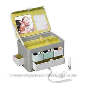 Подарок новорожденному Baby Art Шкатулка памяти Treasures Box New!, фото 2