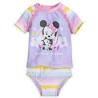 Детский пляжный комплект для девочки Disney  9-12 месяцев