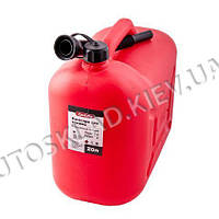 Канистра для бензина 20л., Carlife (CA20) пластик.