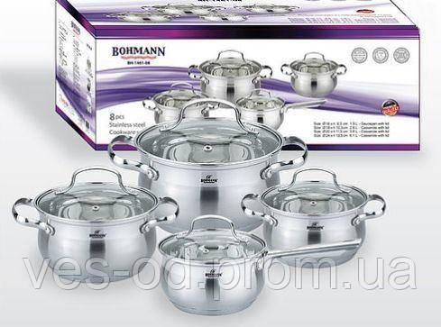 Набор посуды bohmann BH 1461-08