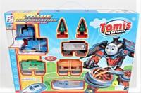 Детская железная дорога Tomis на радиоуправлении