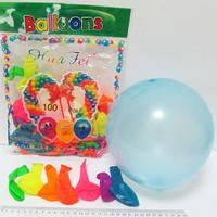 """Воздушные шары 16733C """"Неон"""" 25см 1,6г 25шт"""