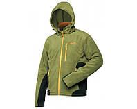 Флисовая мужская куртка Norfin Outdoor Green
