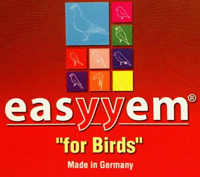 EASYYEM - витамины и пищевые добавки для попугаев и птиц