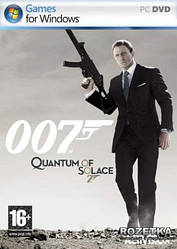 "Комп'ютерна гра ""007. Квант милосердя"" (PC) original"