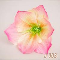 Лилия трубочка NJ003 (50 шт./ уп.) Искусственные цветы оптом, фото 1