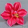 Гибискус двойной - мокрый шелк NТ 015 - F 070 (100 шт./ уп.) Искусственные цветы оптом