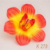 Нарцисс NТ 016 - К 279 (100 шт./ уп.) Искусственные цветы оптом, фото 1