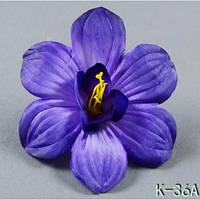 Клематис NТ 019 - К 36 А (100 шт./ уп.) Искусственные цветы оптом, фото 1