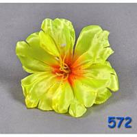 Гибискус NР 572 (100 шт./ уп.) Искусственные цветы оптом, фото 1