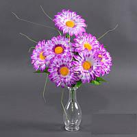 Ромашка NМ-21/7 (10 шт./ уп.) Искусственные цветы оптом, фото 1