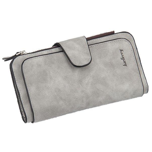 e9f702173543 Женское портмоне Baellerry Forever Серый (in-31): продажа, цена в ...