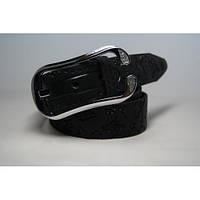 Ремень женский кожаный (черный) Andi 1049_071, фото 1