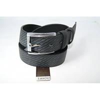 Ремень мужской кожаный (черный)  Andi 153984_034, фото 1