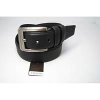 Ремень мужской кожаный (черный)  Andi 153984_064, фото 1
