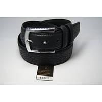 Ремень мужской кожаный (черный)  Andi 153984_068, фото 1
