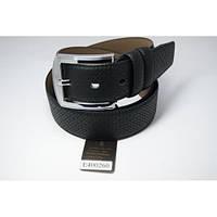 Ремень мужской кожаный (черный)  Andi 153984_073, фото 1