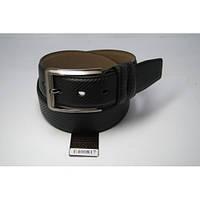 Ремень мужской кожаный (черный)  Andi 153984_078, фото 1