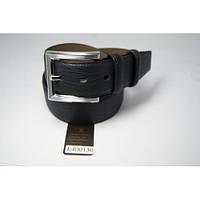 Ремень мужской кожаный (черный)  Andi 153984_081, фото 1
