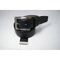 Ремень мужской кожаный (черный)  Andi 153984_084, фото 1