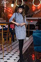 Сукня ангора в кольорах 04ат41216, фото 2