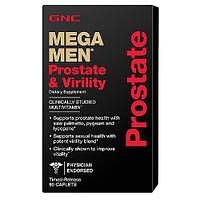 GNC Mega Men Prostate and Virility 90 caplets