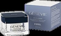 Омолоджуючий крем для обличчя з церамідами і пептидами GENEVIE Youth Expert, 50 мл
