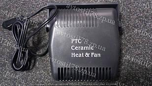 Тепловентилятор универсальный  HF-380 12V FAN Heater