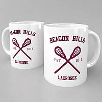 Чашка Beacon Hills (Teen Wolf)