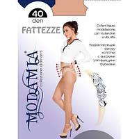 Колготки Modamia Fattezze 40 den с утягивающими трусиками