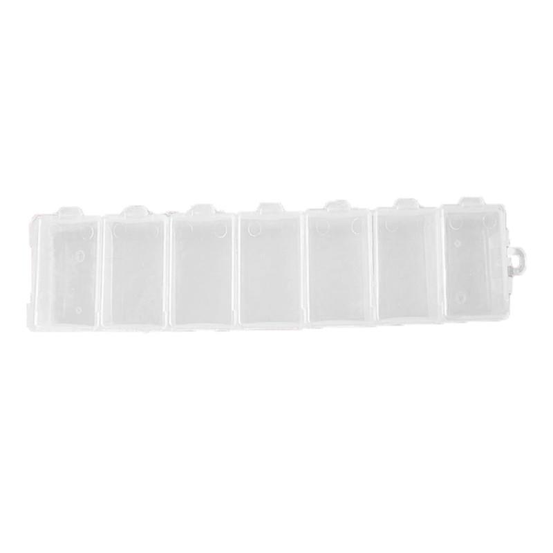 Пластиковый органайзер на 7 отделений