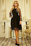 Платье женское нарядное и утонченное
