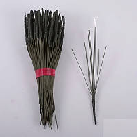 Ножка на 9 голов, 34 см (100 шт./ уп.) Искусственные цветы