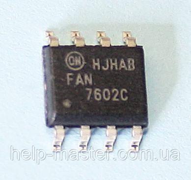 Мікросхема FAN7602C (SOP-8)