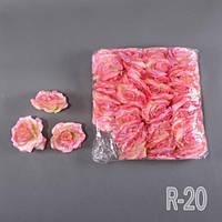 Роза NR-20 (40 шт./ уп.) Искусственные цветы оптом, фото 1