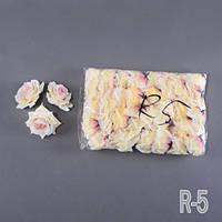 Роза острая NR-5  (50 шт./ уп.) Искусственные цветы оптом, фото 1