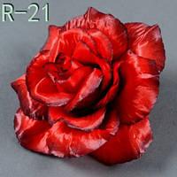 Роза NR-21  (320 шт./ уп.) Искусственные цветы оптом, фото 1