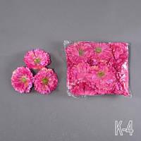 Головка Мак NK-4 (50 шт./ уп.) Искусственные цветы оптом, фото 1