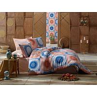 Постельное белье Eponj Home - Ornament Royal ранфорс евро