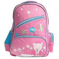 Рюкзак OL-1514-1 Bear розовый