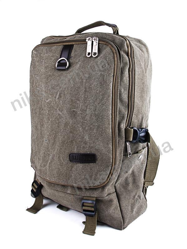 Рюкзак спортивный Superbag, зеленый